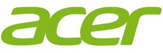 acer logo green