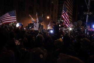 Osama bin Laden death celebrations