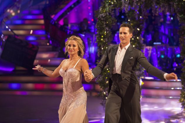 strictly come dancing, brendan cole, anastacia