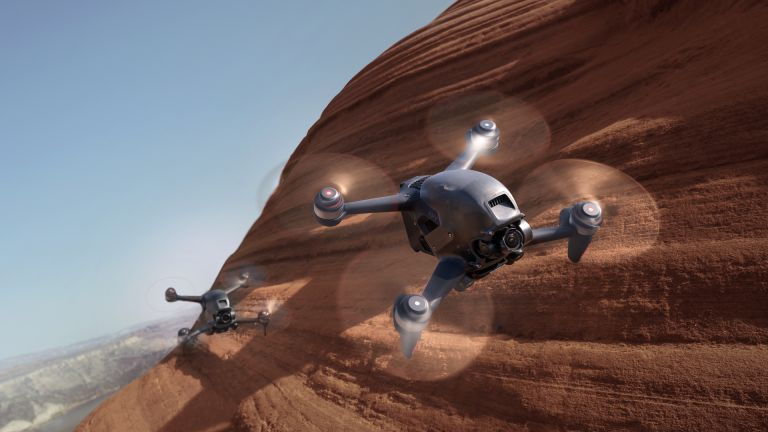 DJI FPV drone review