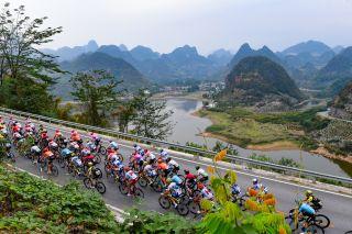 Enric Mas won the 2019 Tour of Guangxi
