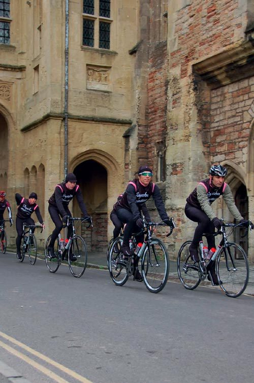a6b6743ac Tour of Wessex with Rapha-Condor. Cycling Weekly ...