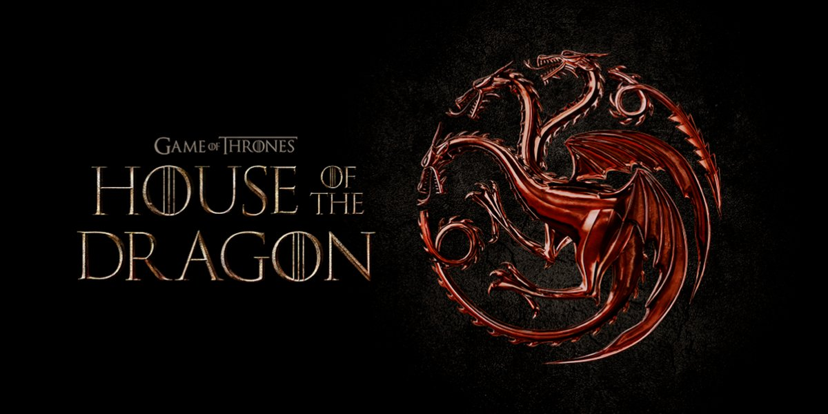 House of the Dragon title card