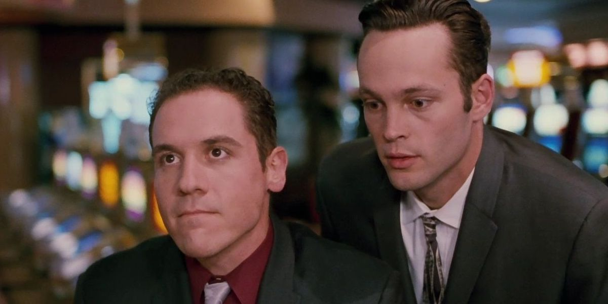 Jon Favreau and Vince Vaughn in Swingers