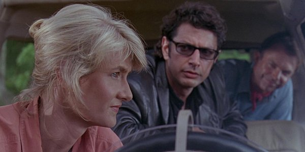 Jurassic Park main cast