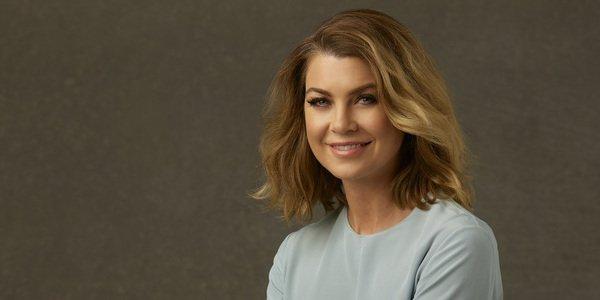 Grey's Anatomy Meredith Ellen Pompeo