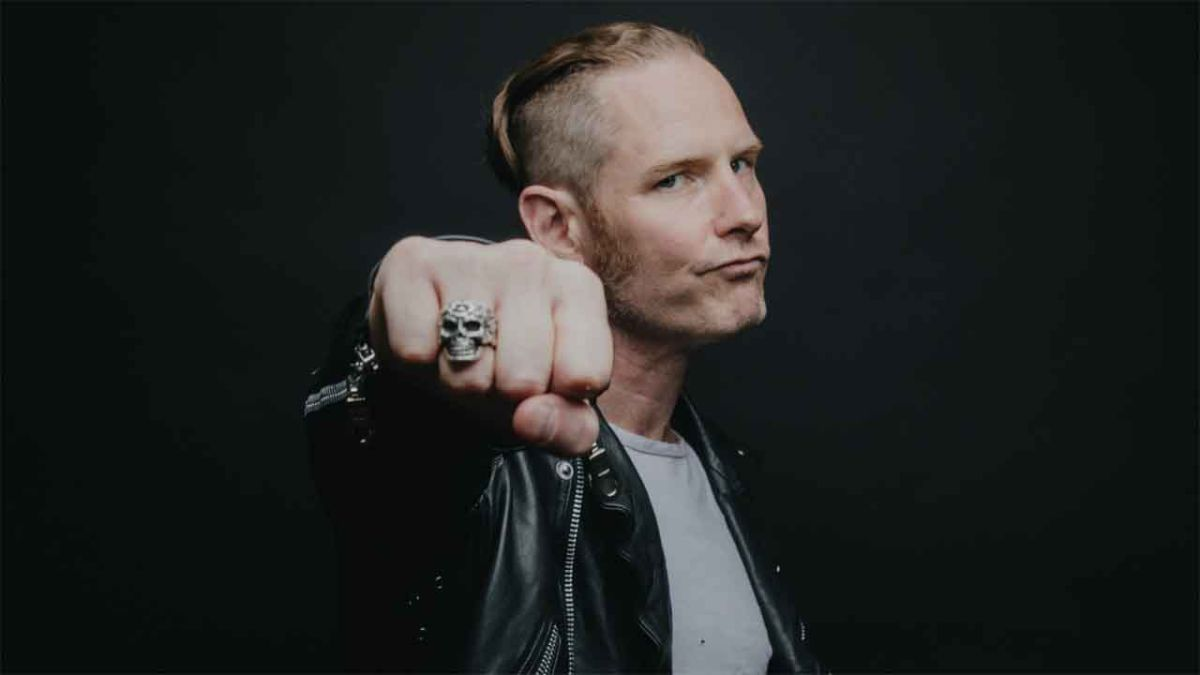 """Corey Taylor tests positive for COVID-19: """"I'm very, very sick"""""""