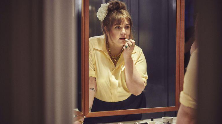 Lena Dunham shirt