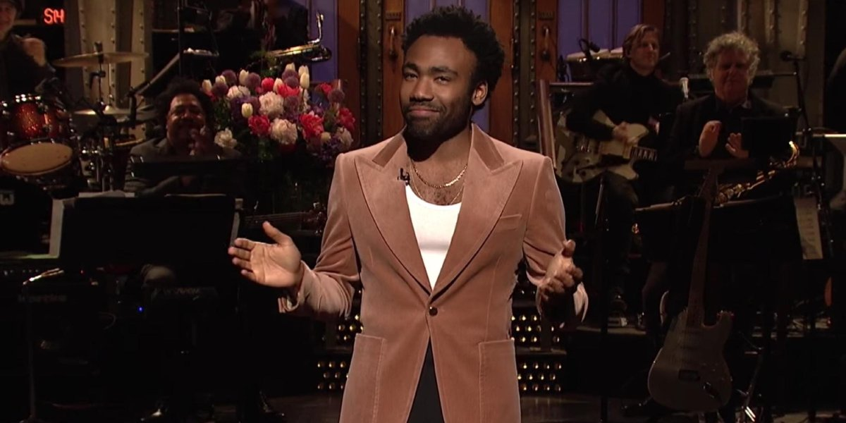 Donald Glover on Saturday Night Live