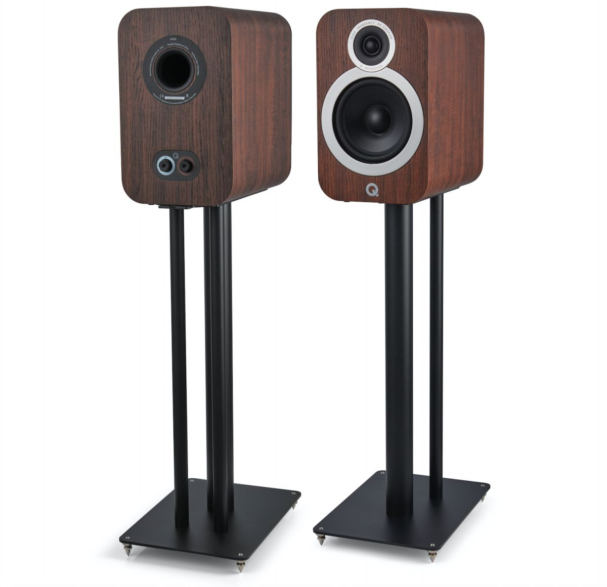 Q Acoustics expands 3000i range with powerful 3030i standmount loudspeaker
