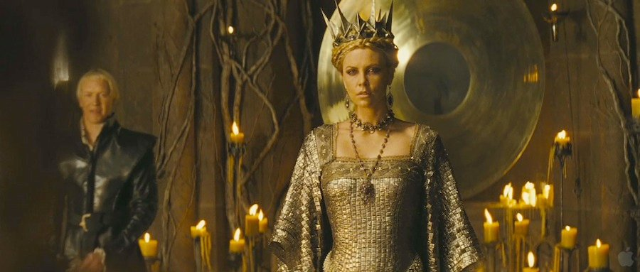 35 High-Res Screenshots From The Snow White And The Huntsman Trailer #5222