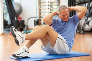 exercise, middle-aged health