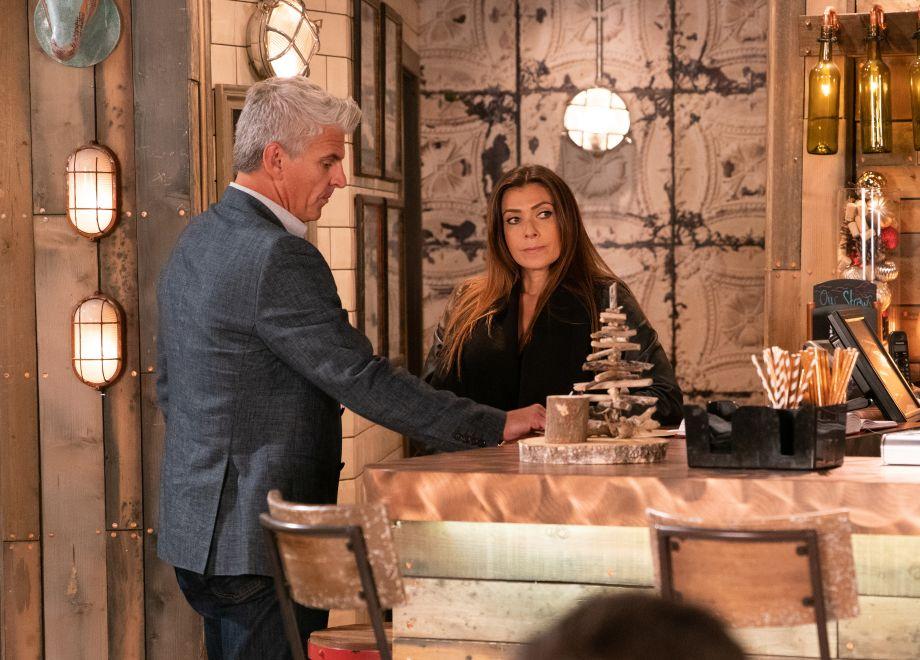 Coronation Street spoilers: Robert Preston hands the Bistro over to Michelle