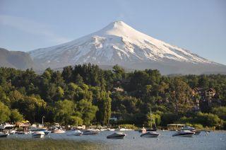 Chile's Villarrica volcano