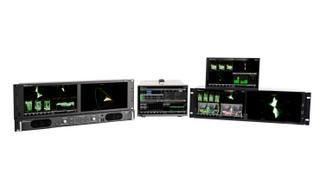 Telestream PRISM waveform monitor