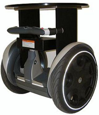 Rise of the Robots: Segway Platform Gives Mechanoids Motion
