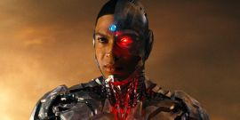 Justice League's Ray Fisher Has Kind Words For Doom Patrol's Cyborg Star And A Warning To Haters