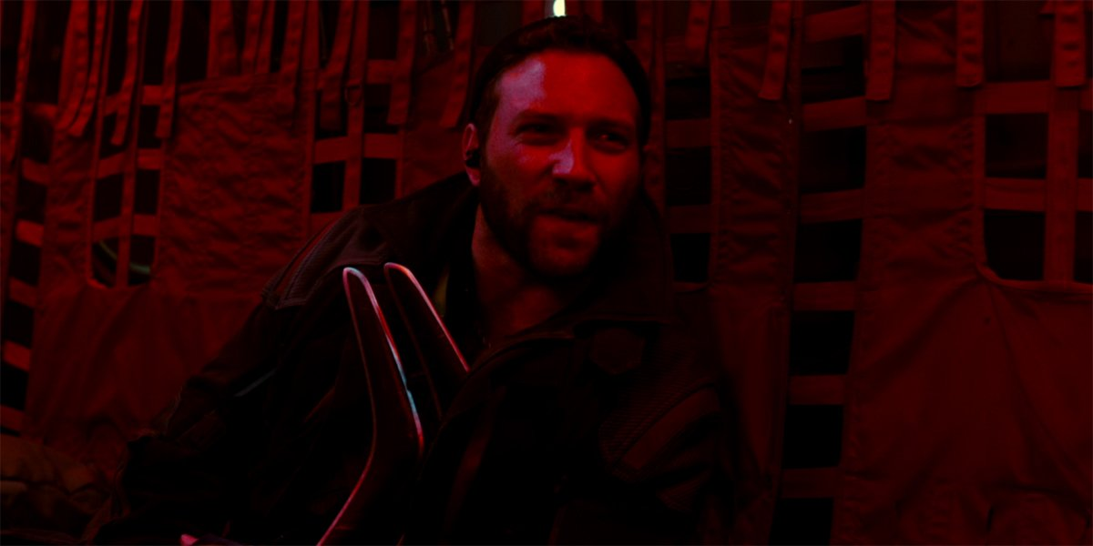 Captain Boomerang (Jai Courtney) in The Suicide Squad