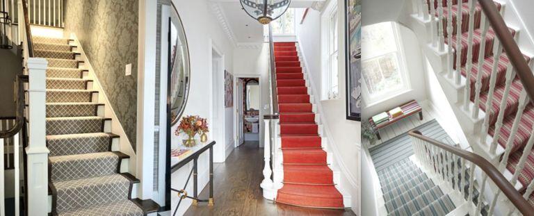 Staircase runner ideas