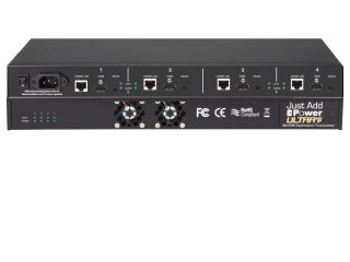 Just Add Power Adds Rackmount Transmitter to 3G Ultra HD Over IP Ecosystem