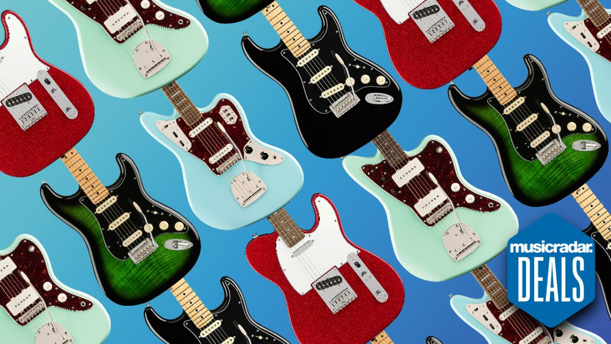 We've tracked down Prime Day's best Fender and Squier electric guitar deals