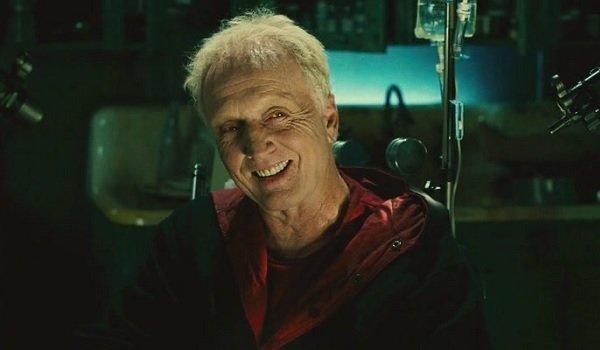 Saw II John Kramer evil smile