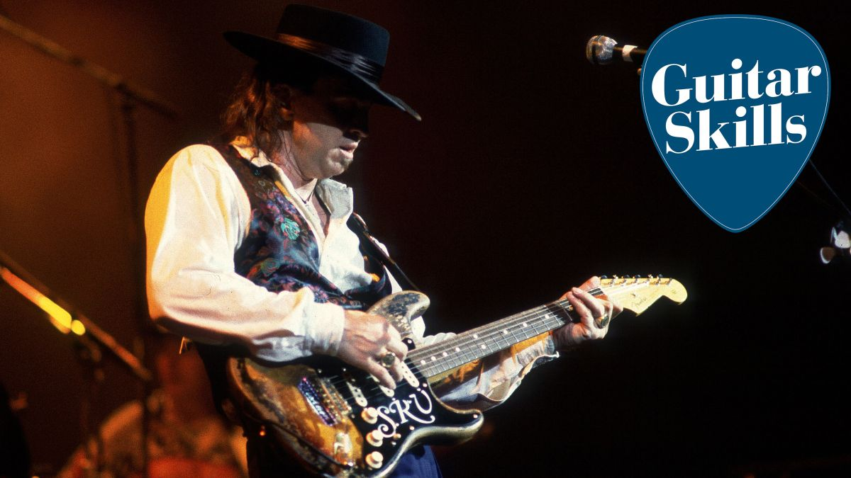 Guitar skills: Start playing Texas blues with this 10-minute lesson