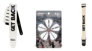 D'Addario's new commemorative Get Back picks and straps