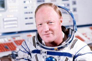 Cosmonaut Igor Volk in 1984
