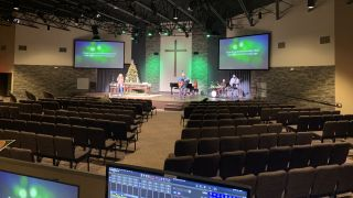 To ensure a high-quality AV system in houses of worship, integrators should rely on products that deliver performance suitable to the application.