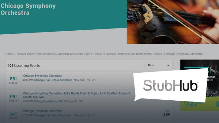 Best Ticket Sites 2019 - Buy Concert Tickets Online   Top