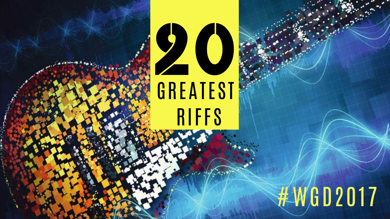 The Greatest Guitar Riffs Of All Time Revealed Louder