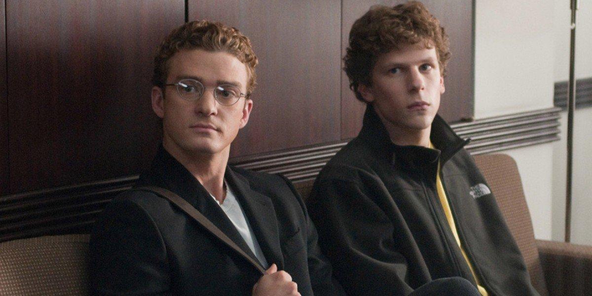 Justin Timberlake, Jesse Eisenberg - The Social Network