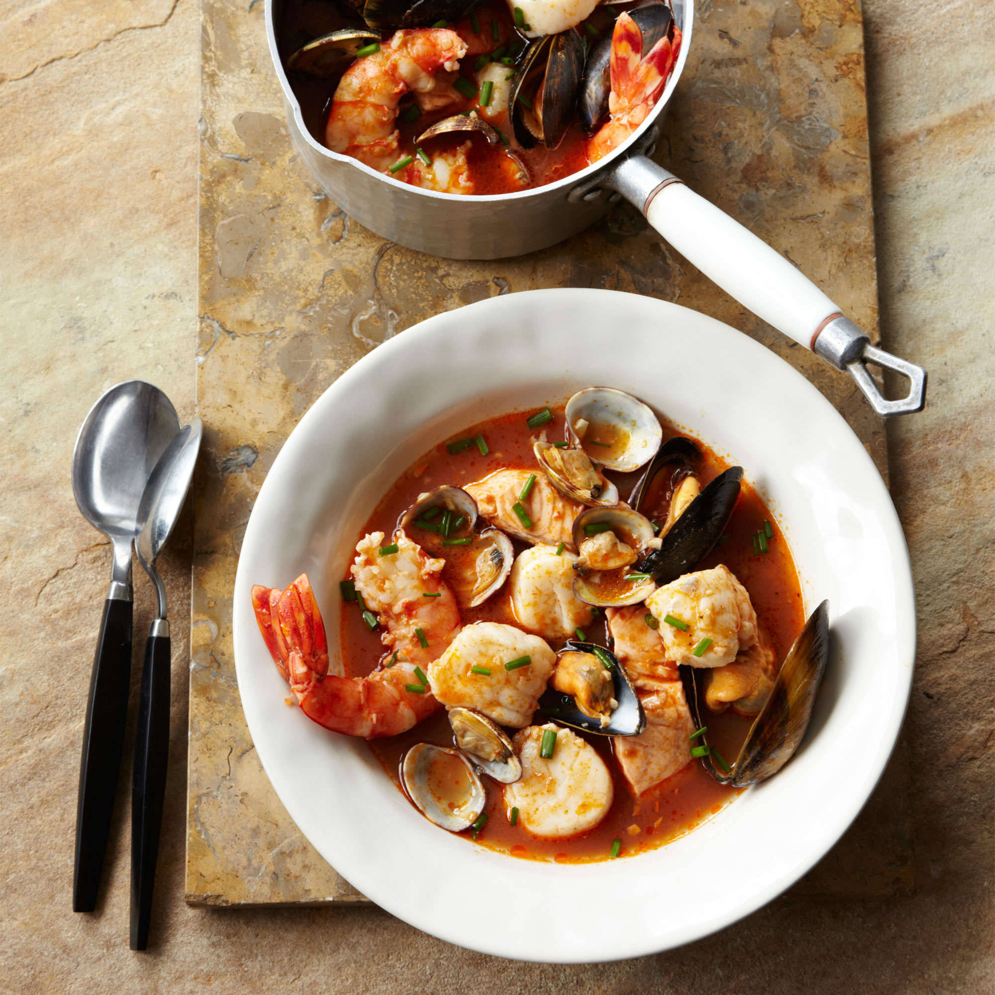 French Bouillabaisse | French Recipes | Woman&home