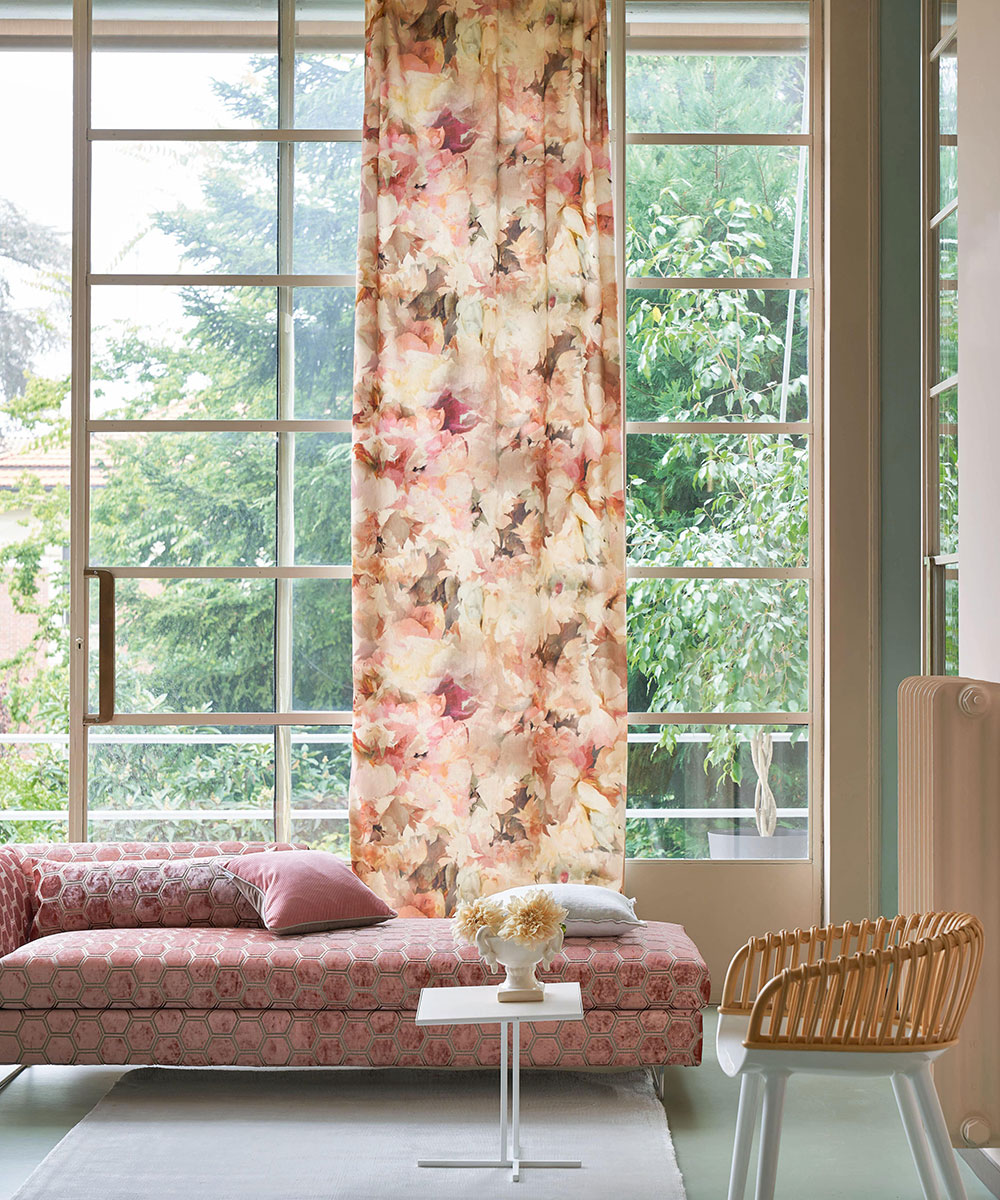 Introducing Grandiflora Rose: The new collection from Designers Guild