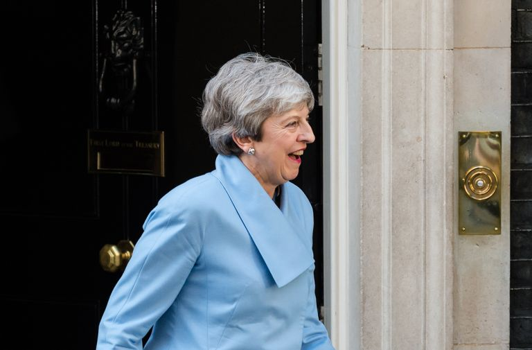 theresa may strictly come dancing odds slashed