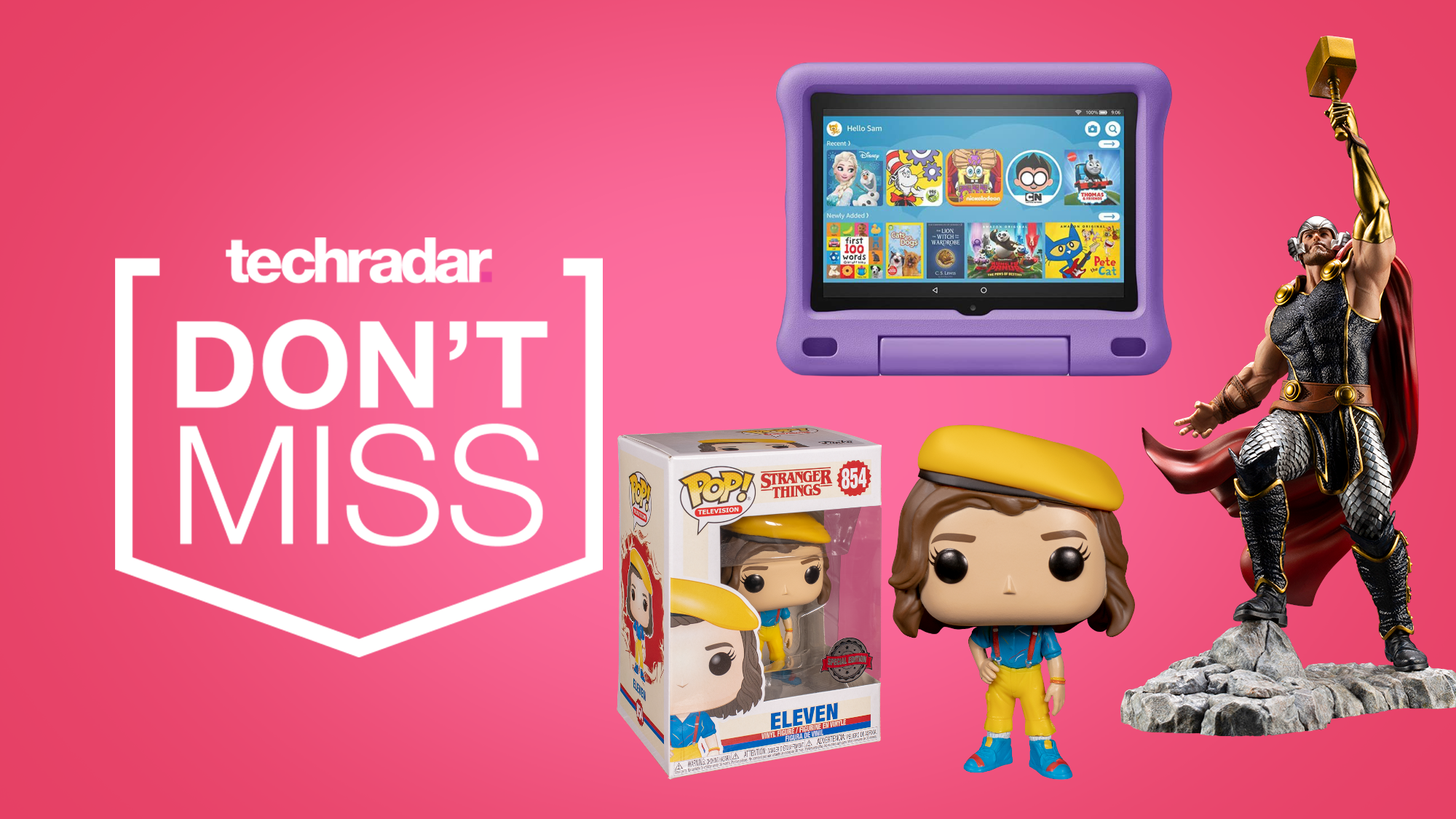 Baby Shark The Game Pre Alpha Roblox Best Prime Day Toy Deals 2020 The Best Lego And Stem Sets Marvel And Funko Figures And More Techradar