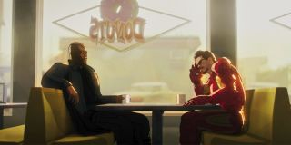 Nick Fury and Iron Man What If