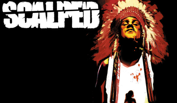 scalped graphic novel