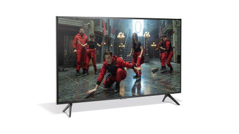 43-inch TV review: Samsung UE43AU7100