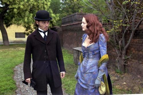 Johnny Depp, Heather Graha,