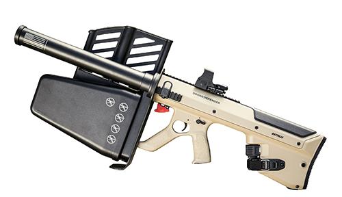 Schutz Vor Drohnen Ist Diese Neue Pistole Die Losung Techradar
