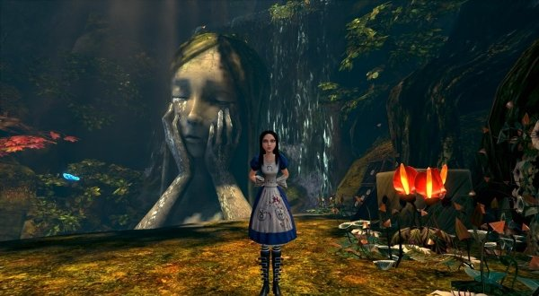 New Alice Game