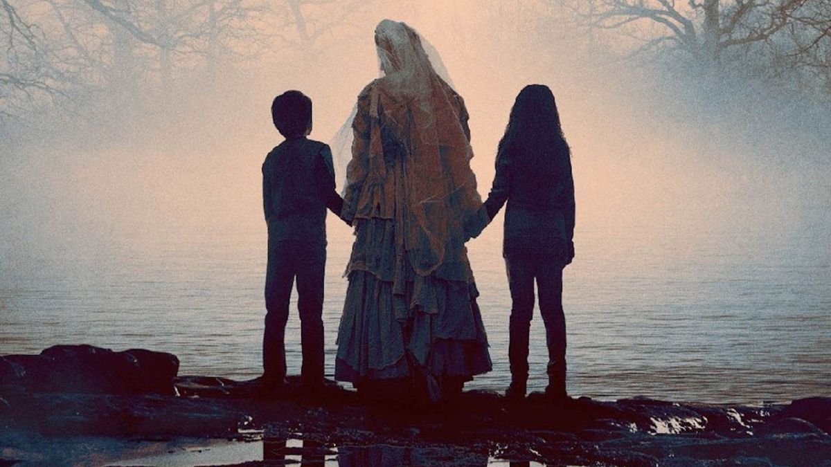 This is a ghost who hunts children - Take an exclusive look at The Curse of La Llorona... if you dare