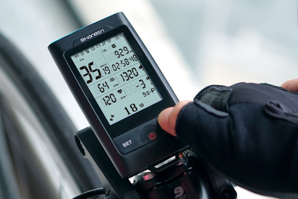 New Shanren Discovery GPS unit has claimed 96 hour battery life - Cycling Weekly