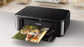 The Canon Pixma MG3620 wireless printer is less than $50 in Target's Cyber Monday sale