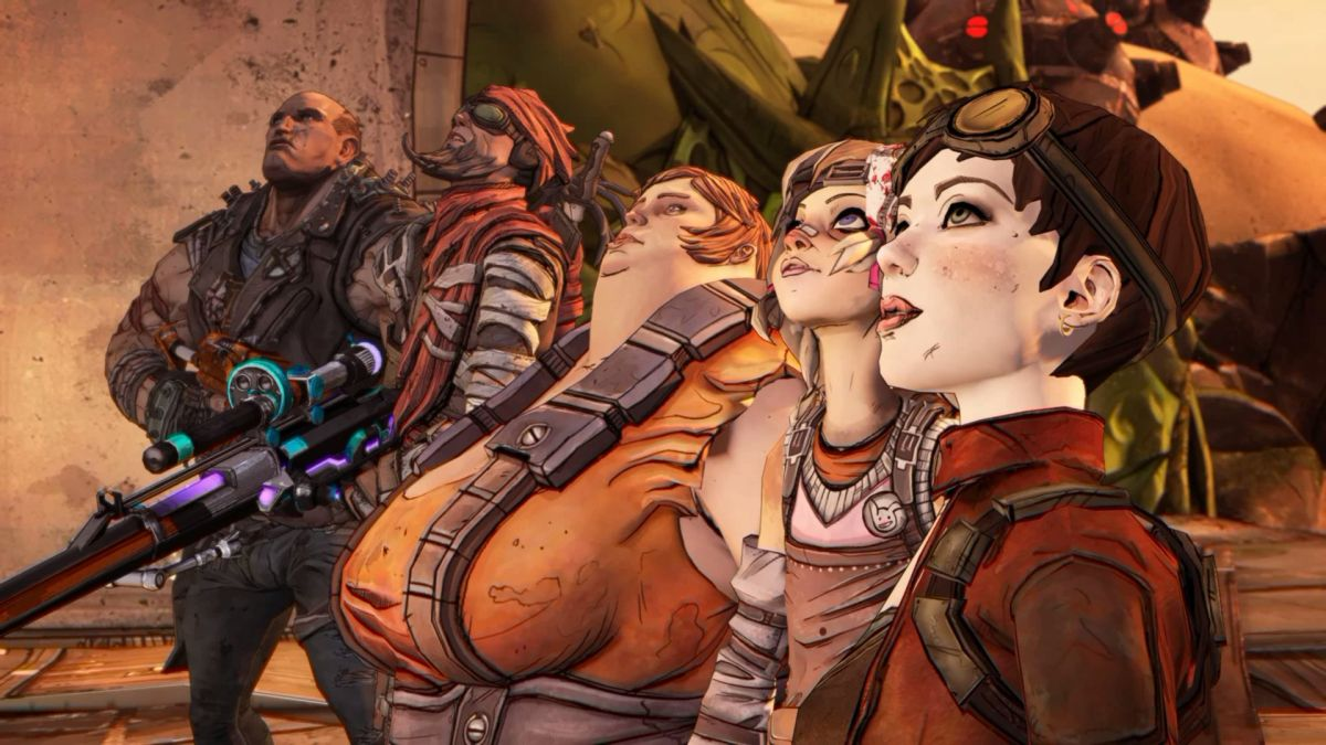 We've played the new Borderlands 2 DLC | PC Gamer