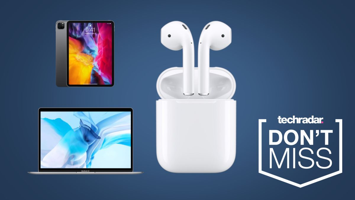 The Apple again to highschool occasion is now worldwide - providing free AirPods thumbnail