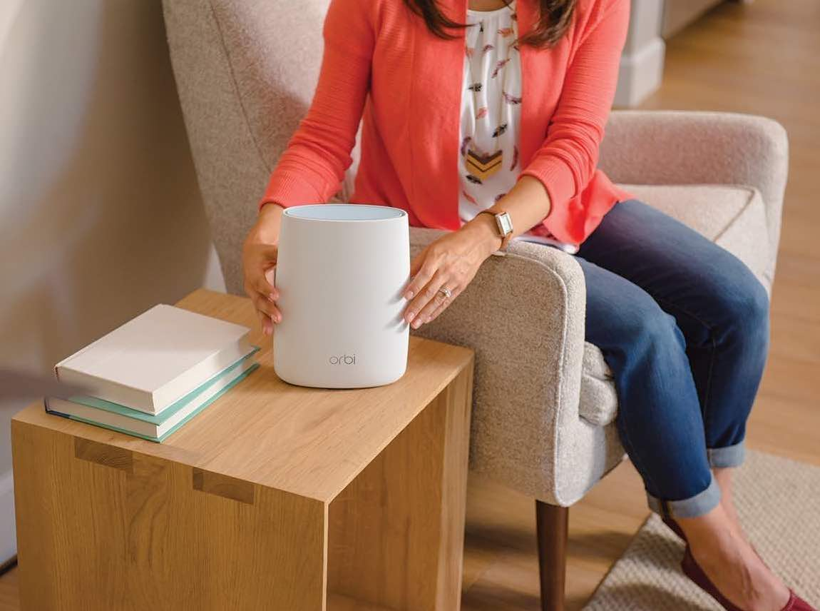 Netgear Orbi Review: The Mesh Router to Beat | Tom's Guide