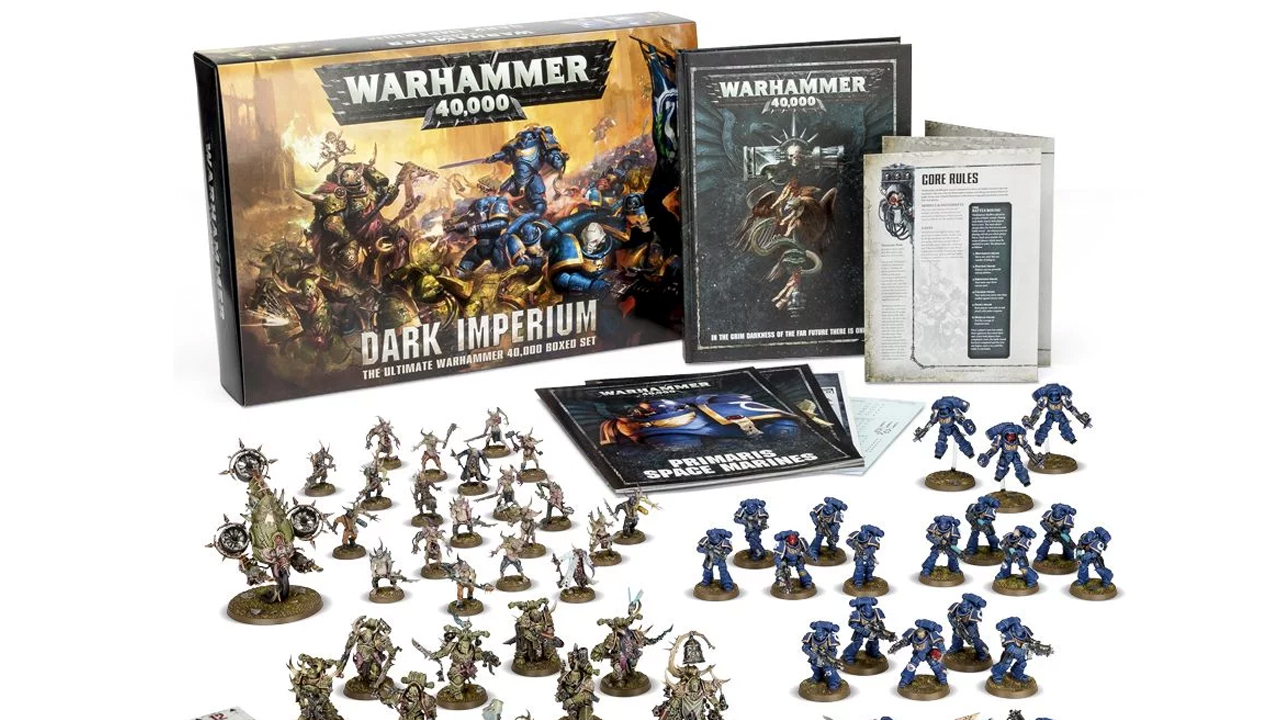 Warhammer 40K starter set guide, and beginners tips
